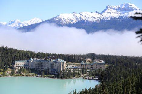 Park Narodowy Banff - hotel