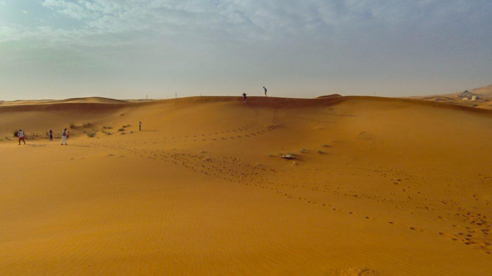 Dubaj Desert Safari
