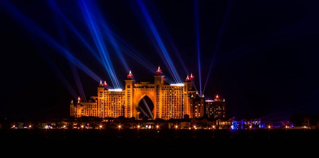 Atlantis na Palm Jumeirah