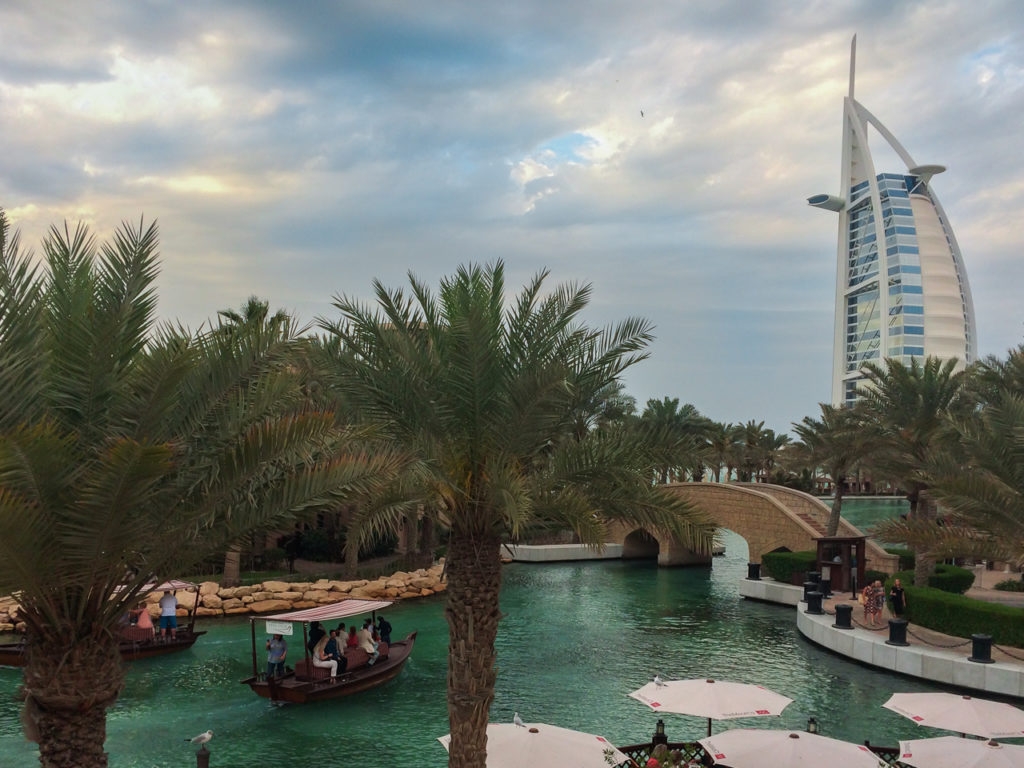Madinat Jumeirah Dubaj