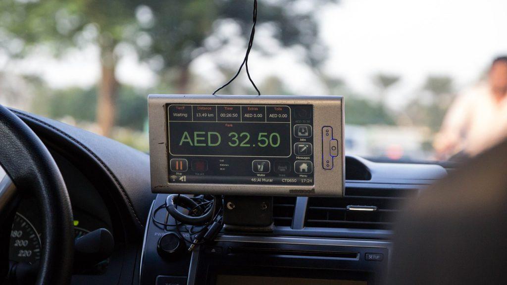 Taxi Abu Dhabi