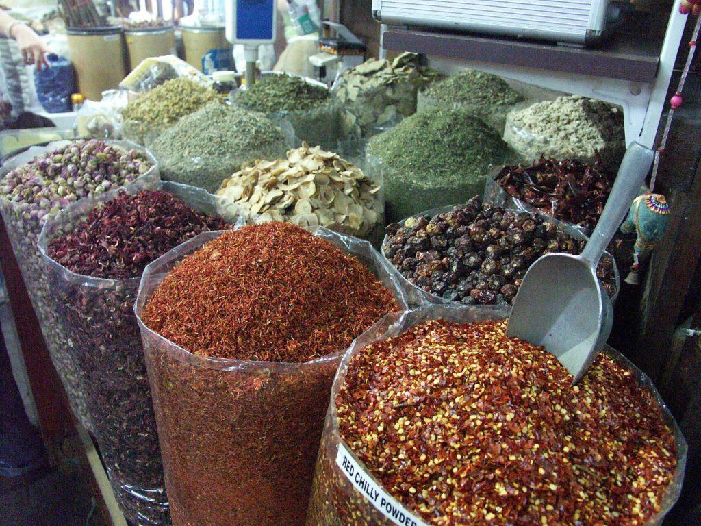 Dubai Deira Spices
