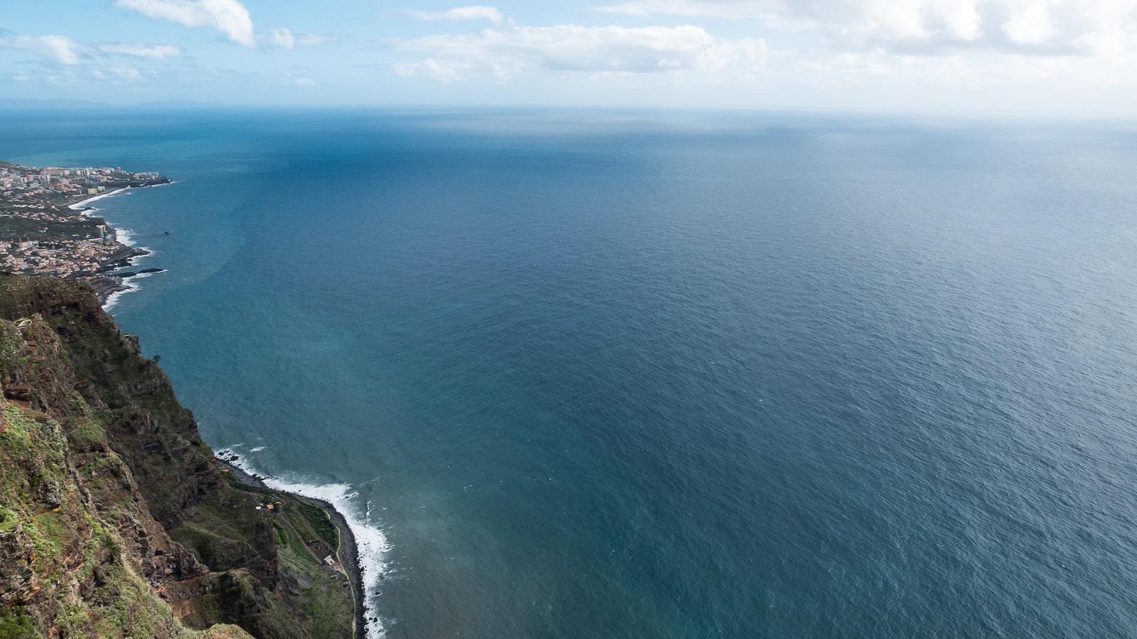 Cabo Girao - klif