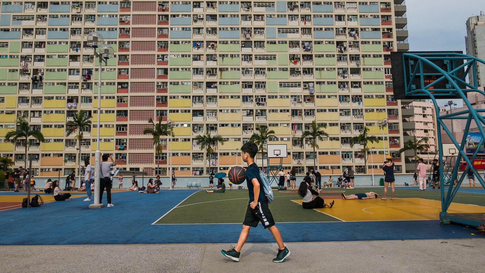 Choi Hung Estate jak dojechać