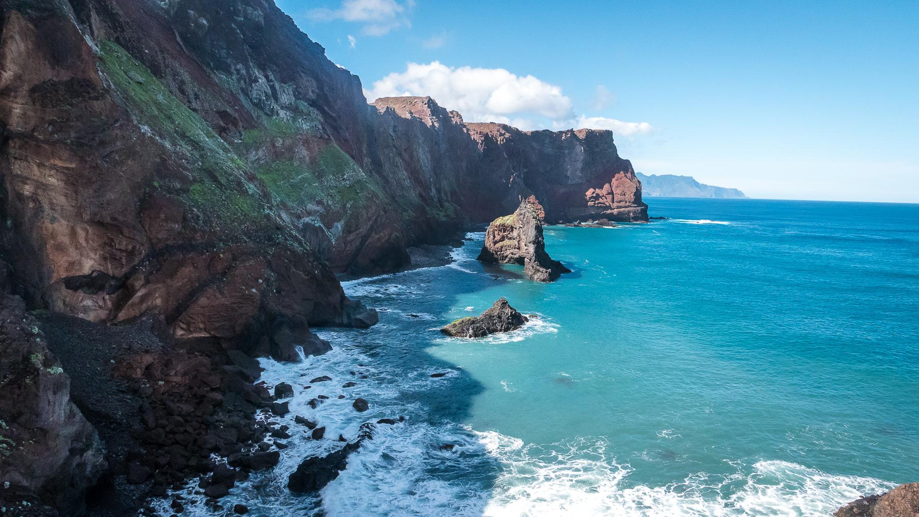 Przylądek świętego Wawrzyńca na Maderze
