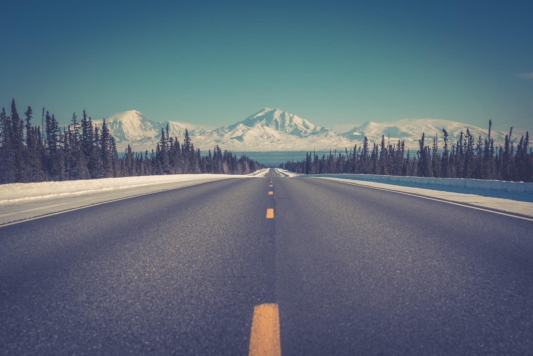Alaska w lipcu