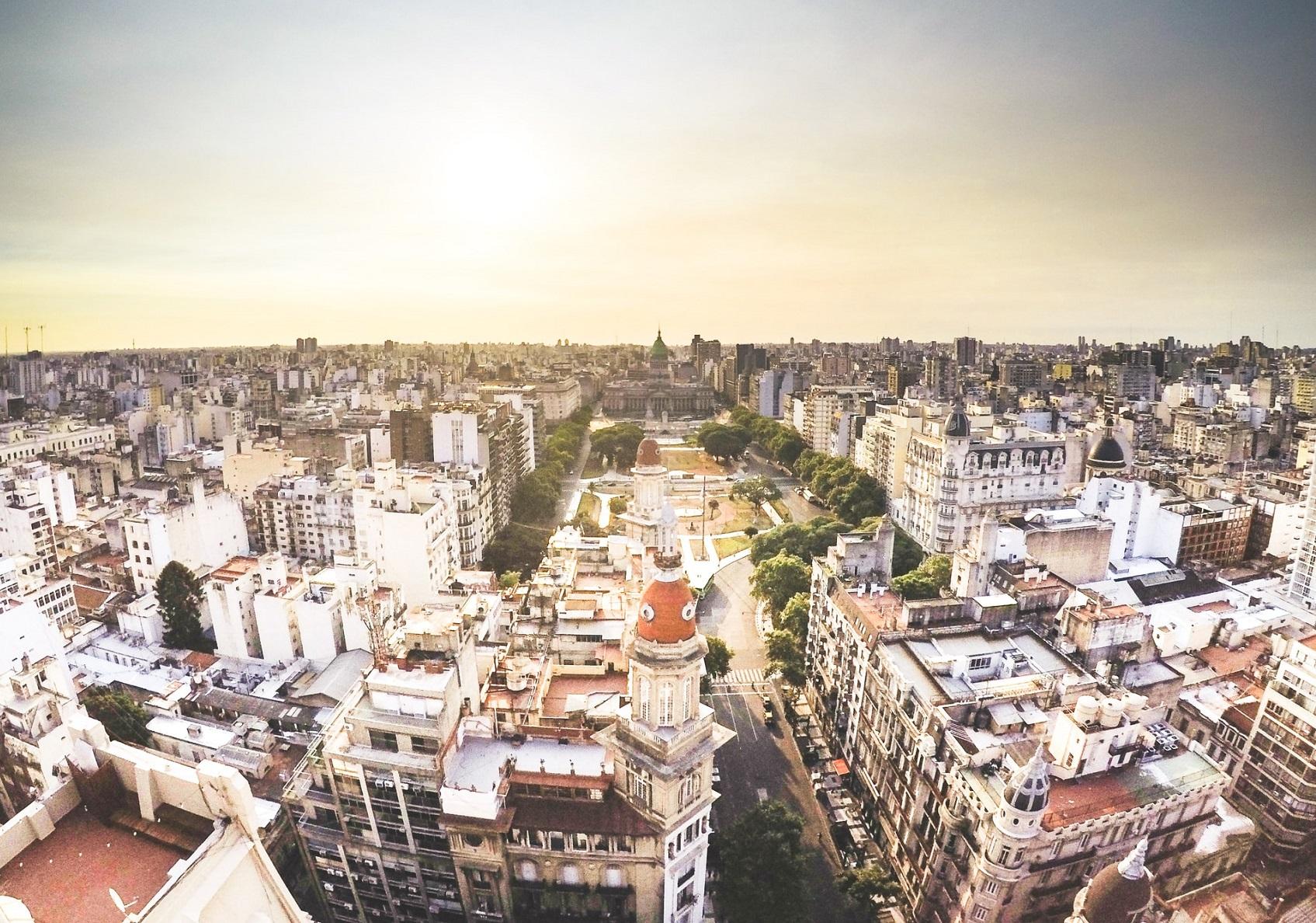 Argentyna - wakacje w grudniu