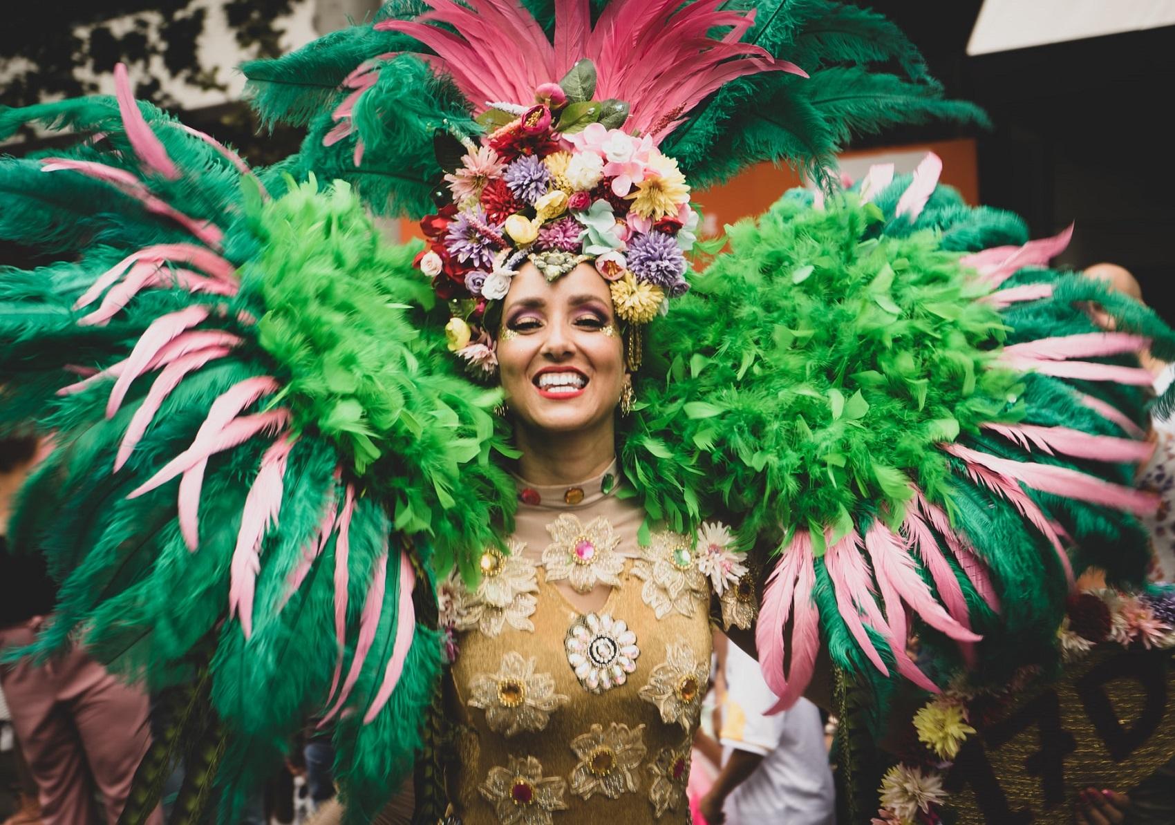 Karnawał w Brazylii w lutym