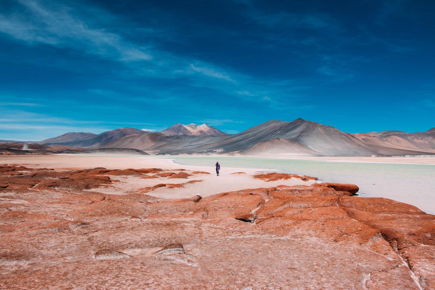 Wakacje w Chile - listopad