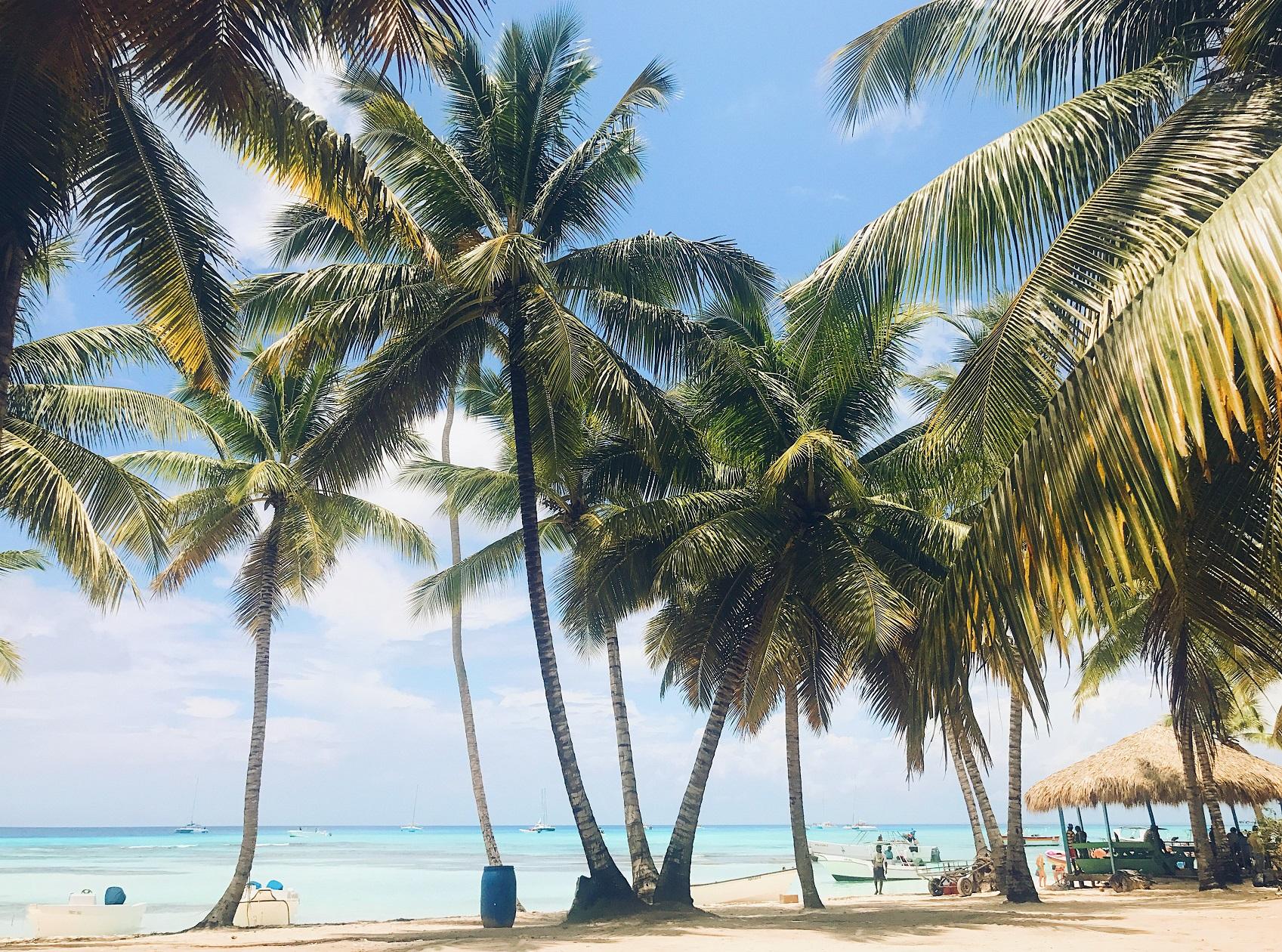 Dominikana i Karaiby w lutym