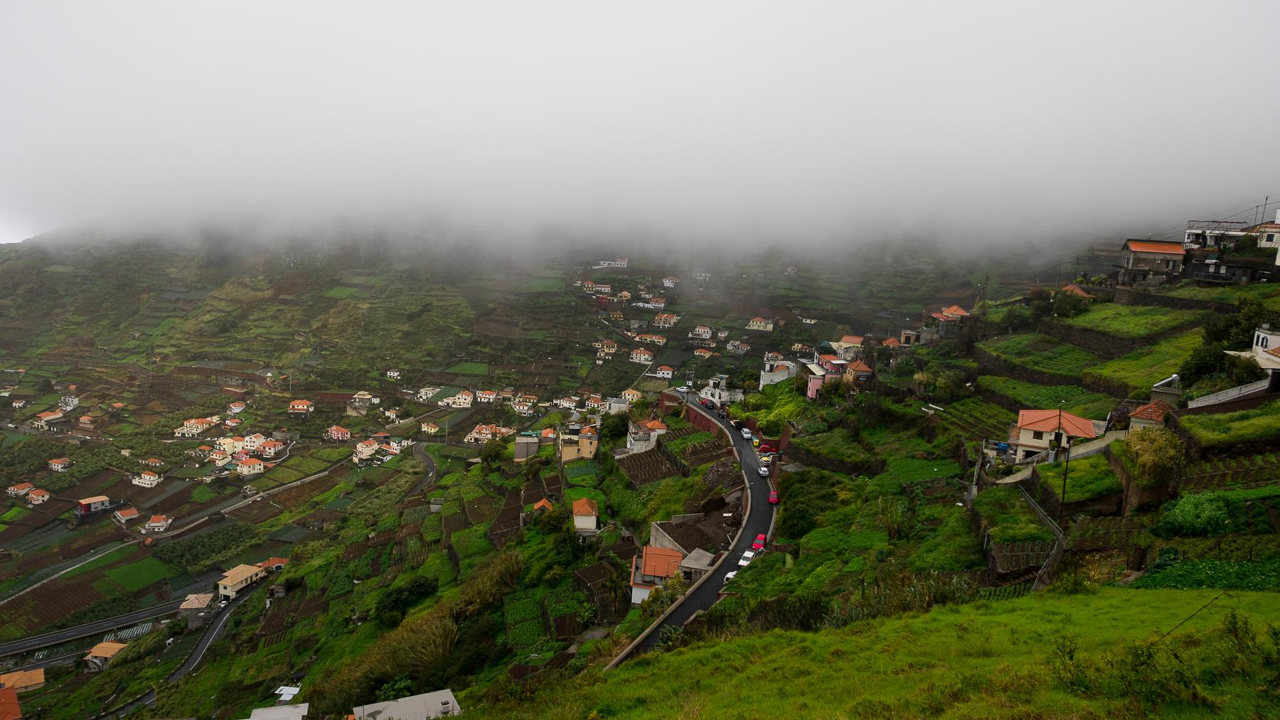 Dojazd Cabo Girao - drogi na Maderze