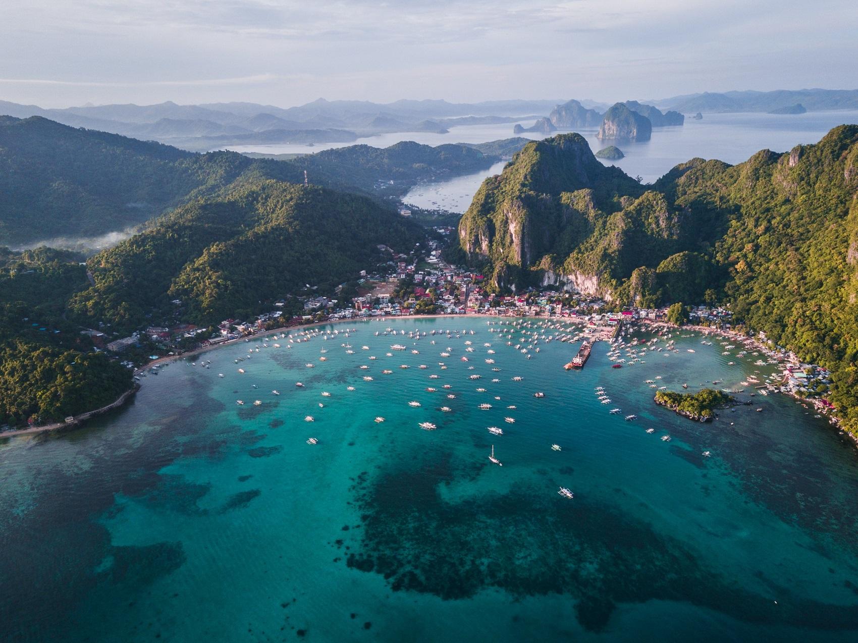Filipiny w marcu