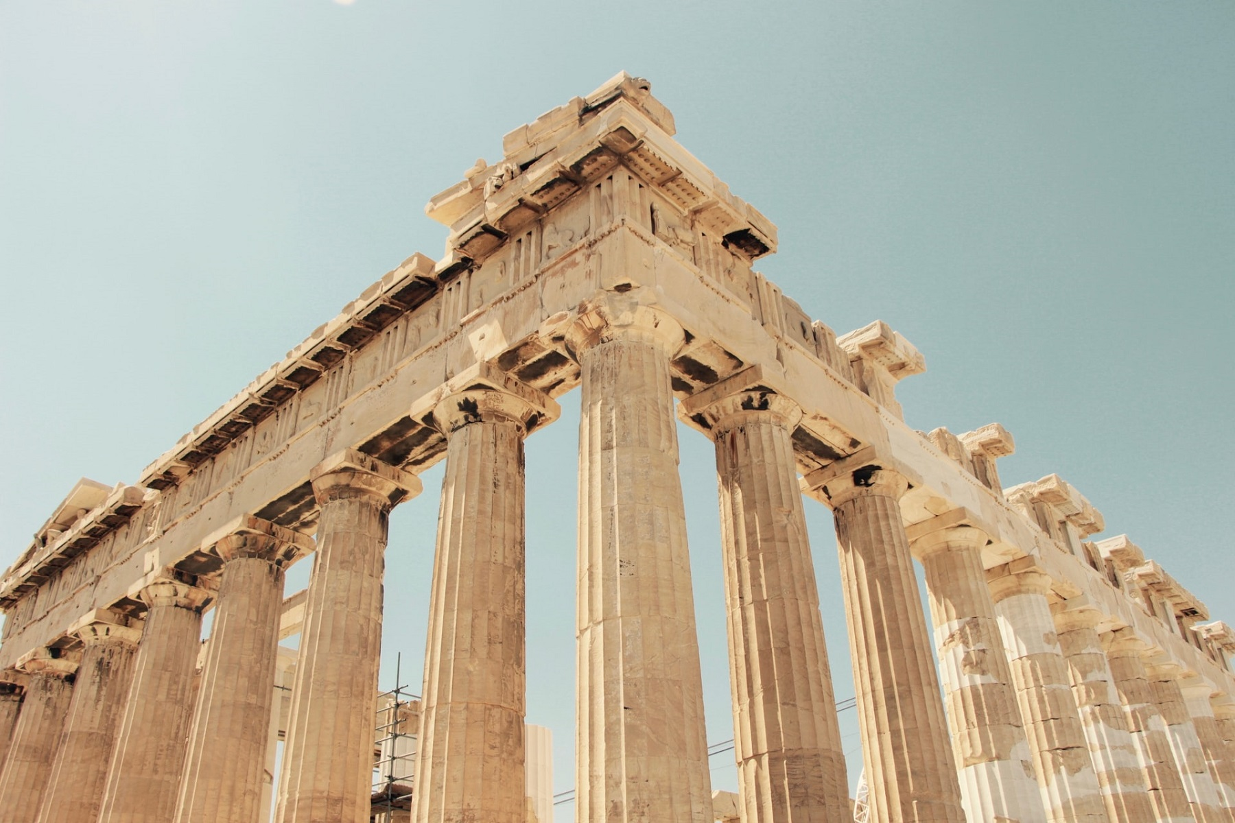 Grecja w lipcu