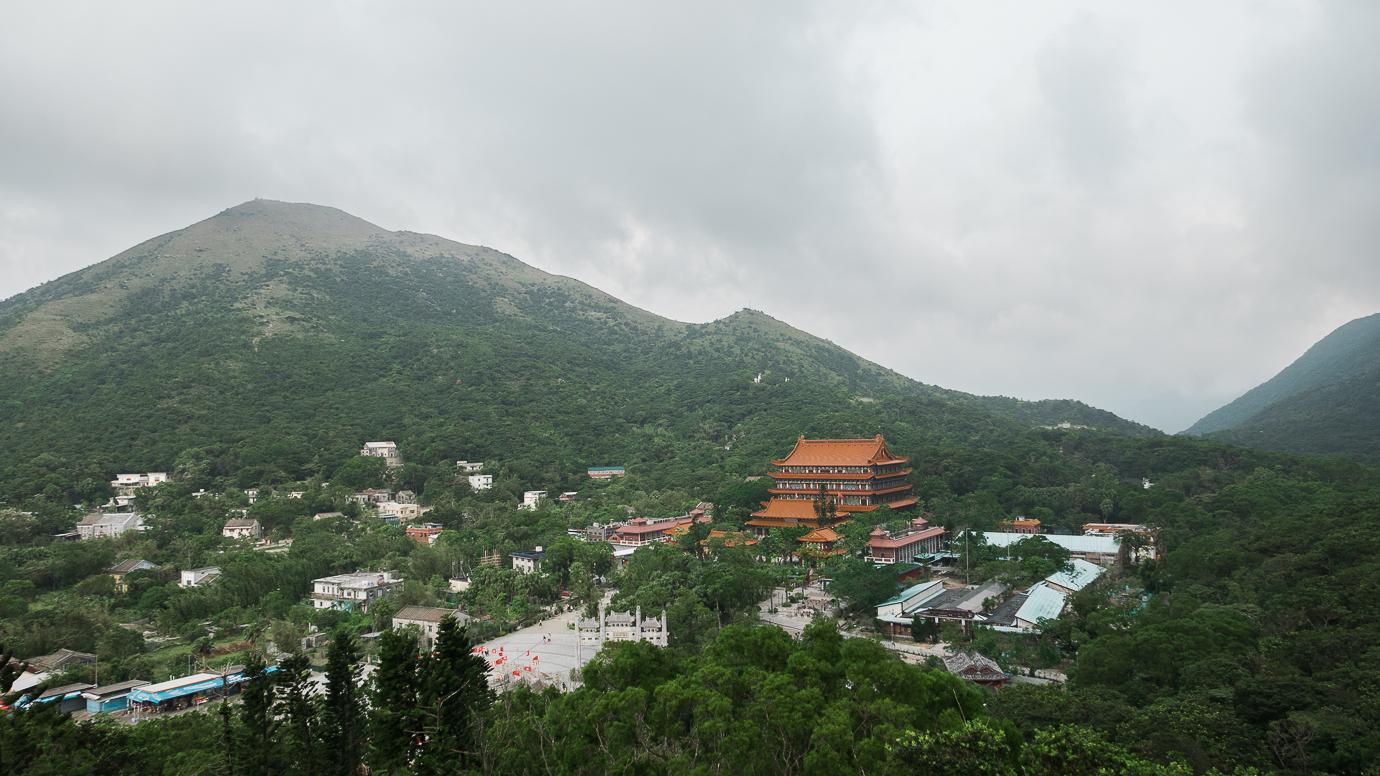Klasztor Po Lin - Hongkong