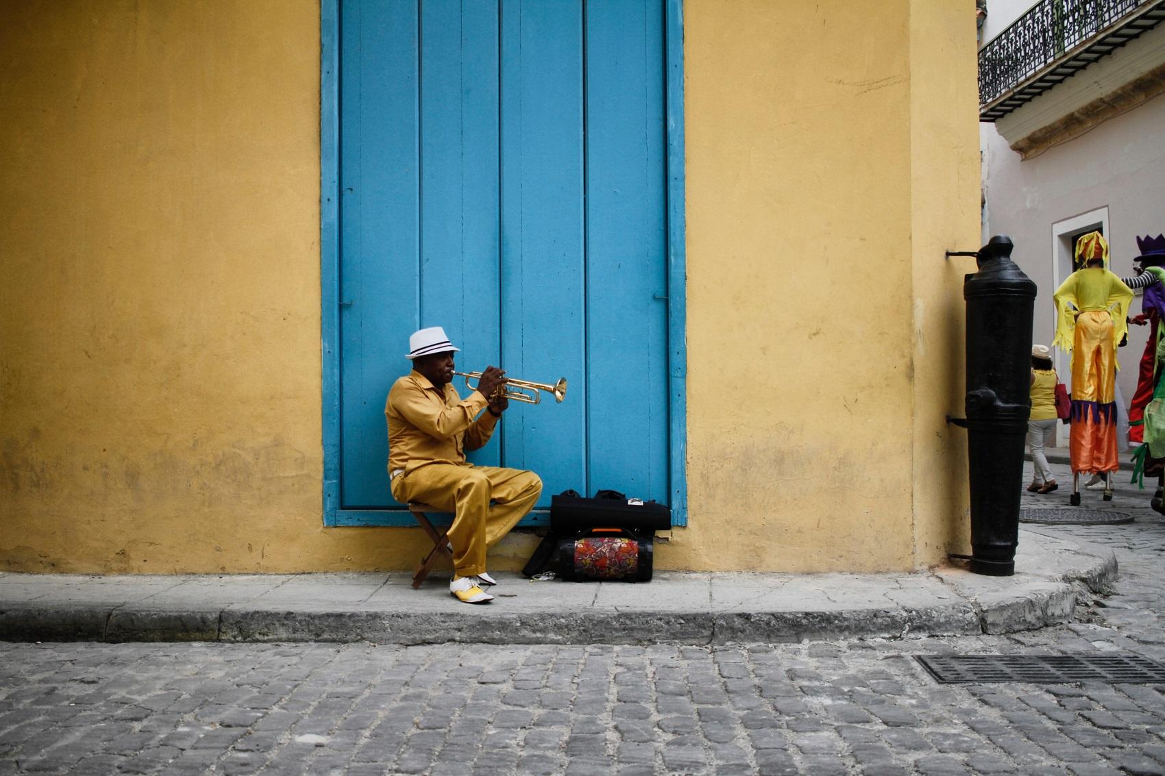 Kuba w marcu