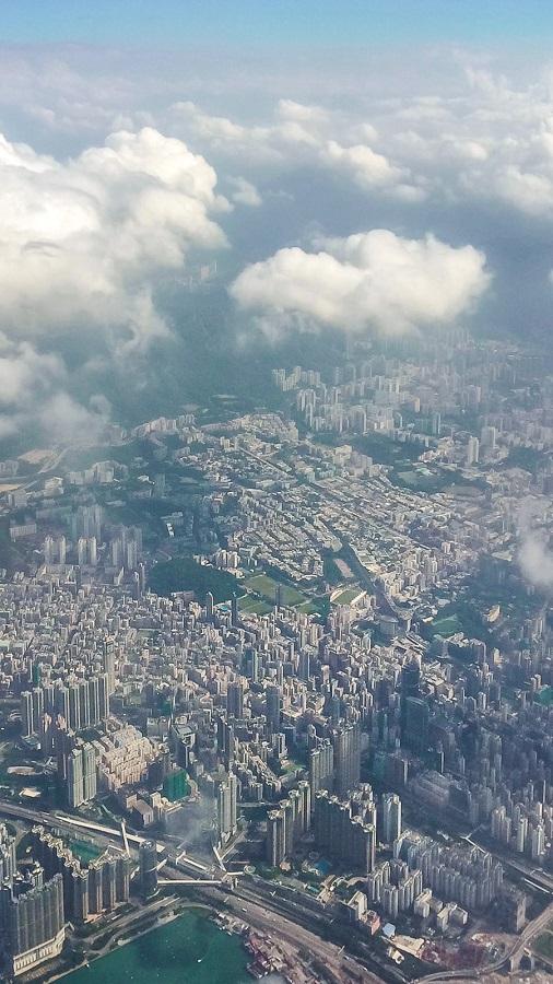 Lot Tanie bilety do Hongkongu