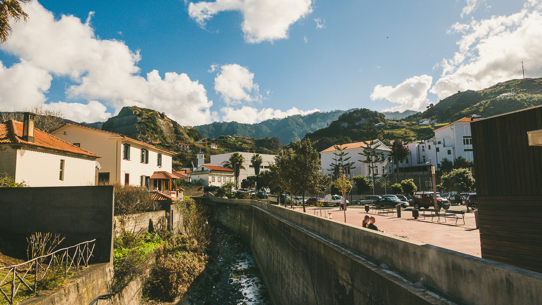 Madera Porto Da Cruz