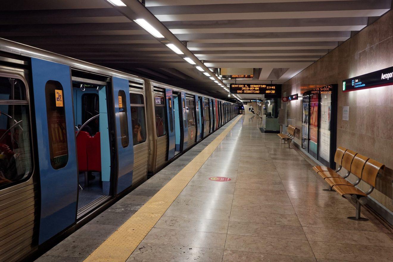 metro Lizbona