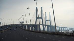 Most Vasco da Gama Lizbona