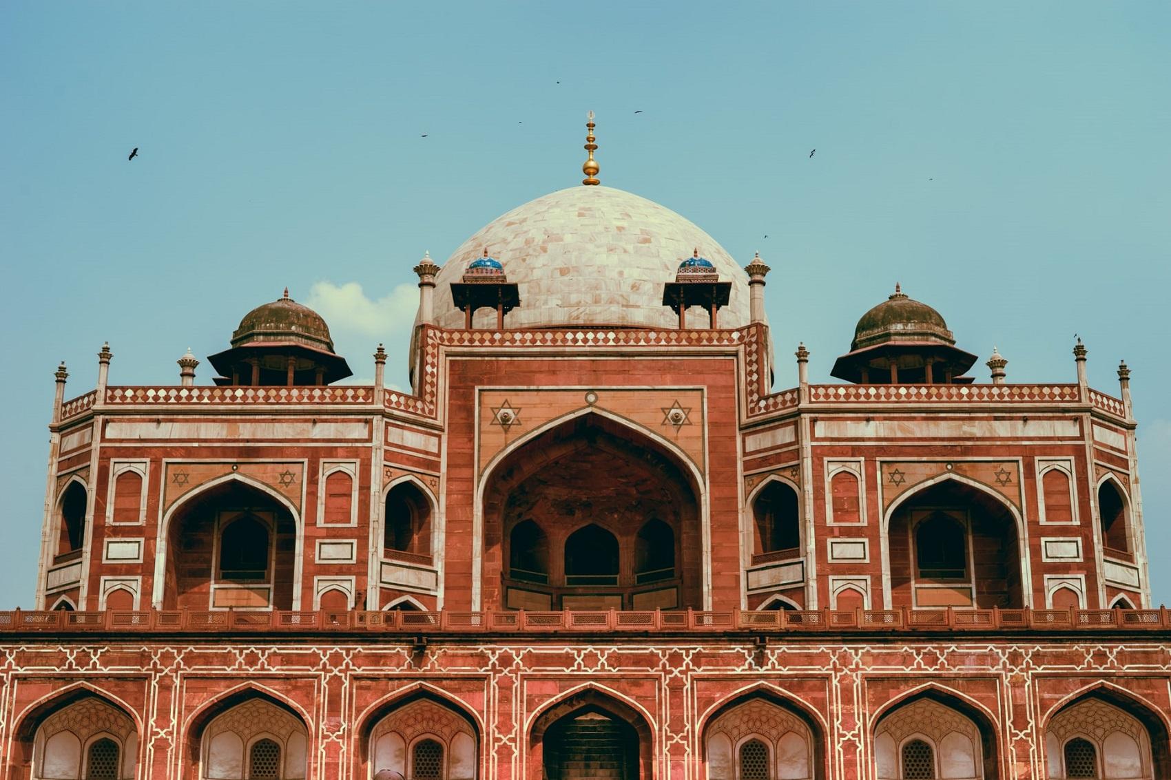 New Delhi w grudniu