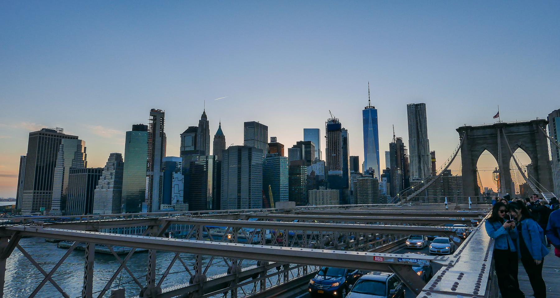Nowy Jork USA w maju