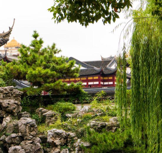 Ogrod Yuyuan