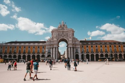 Pogoda Lizbona
