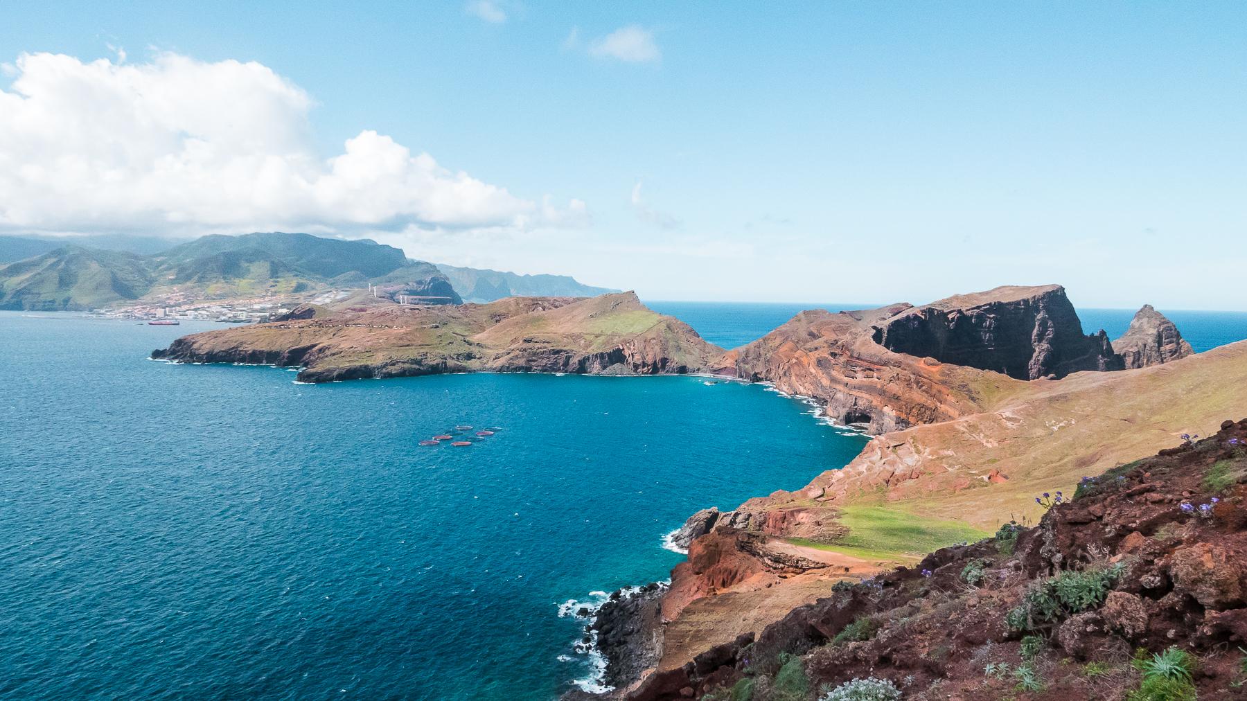 Półwysep Świętego Wawrzyńca na Maderze