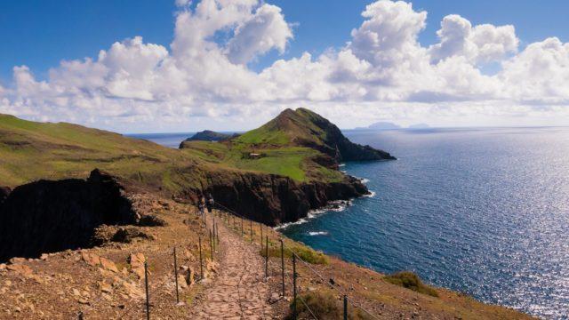 Półwysep św. Wawrzyńca Madera - Ponta Sao Lourenco
