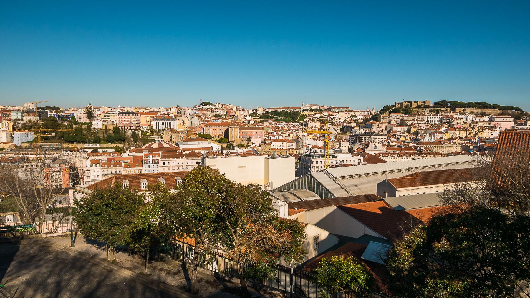 Punkt widokowy św. Piotra z Alcantary