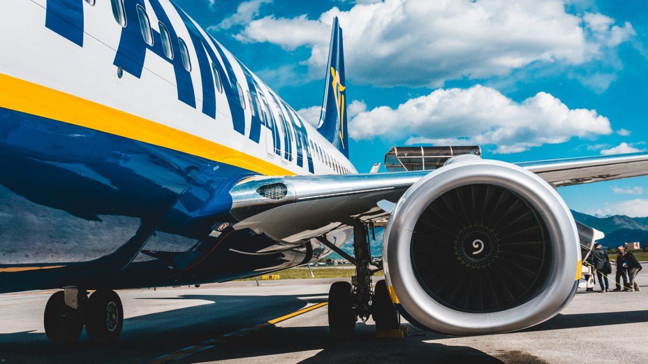 Ryanair Odwołany Darmowy lot