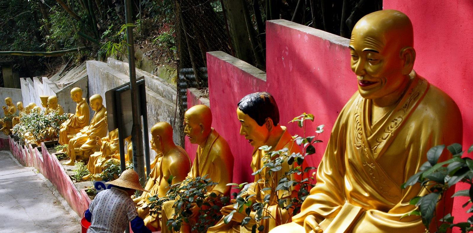 Świątynia Dziesięciu Tysięcy Buddów