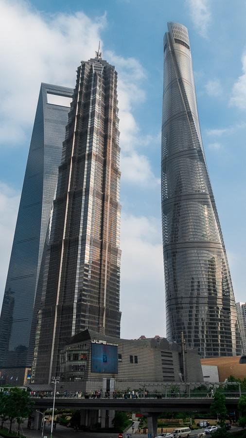 Szanghaj Pudong - co zobaczyć?