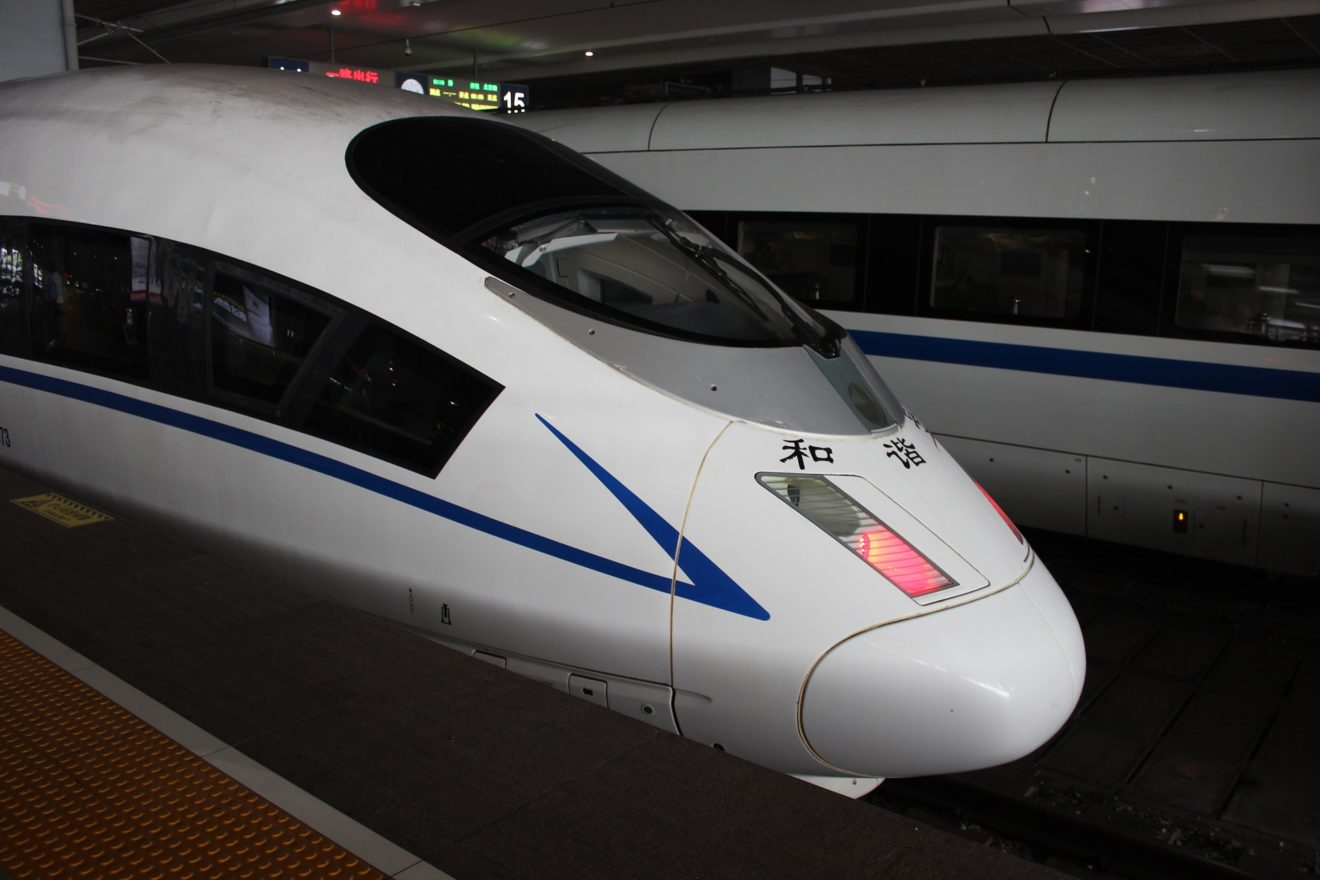 Transport w Szanghaju