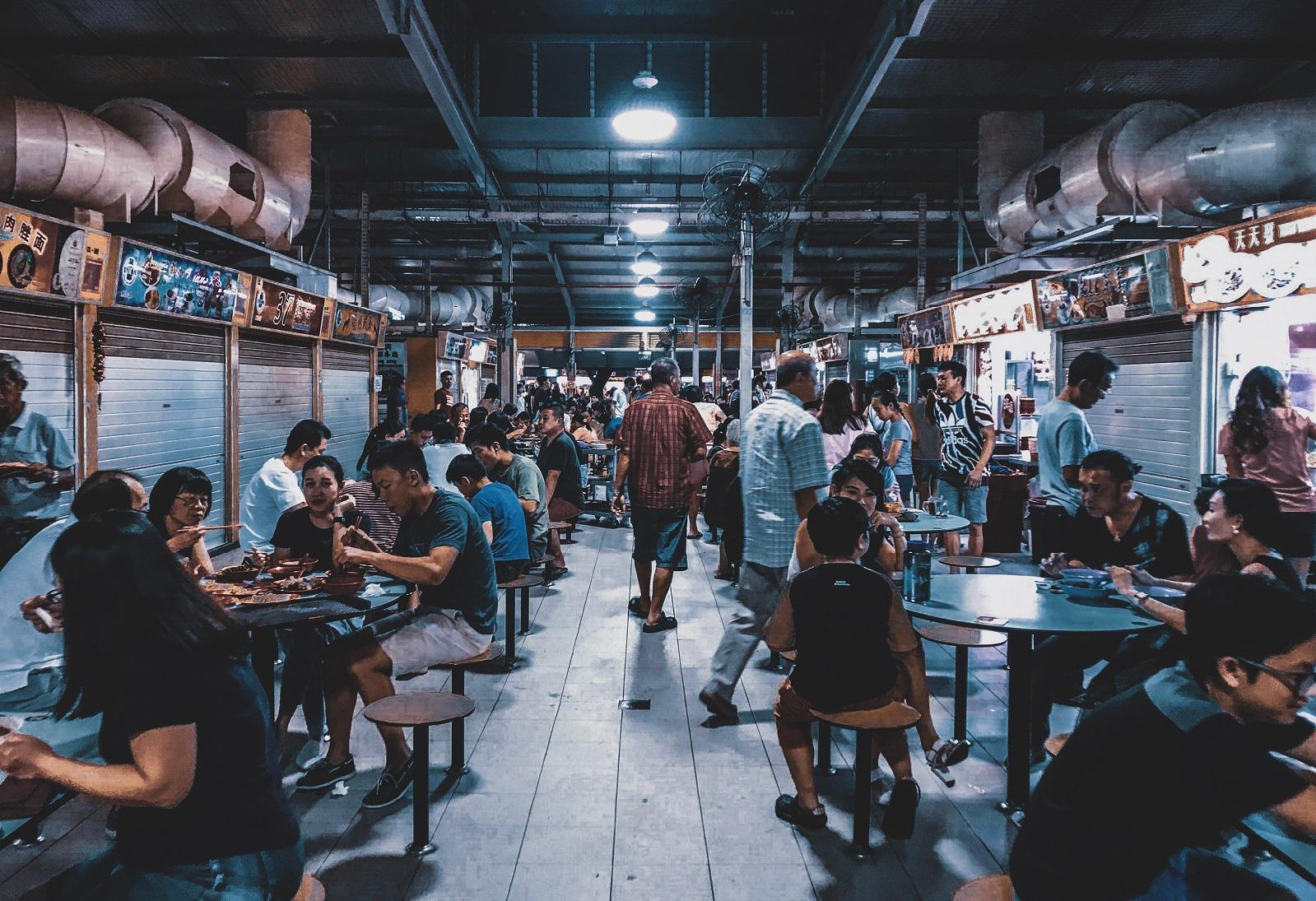 Tanie jedzenie street food - podróże