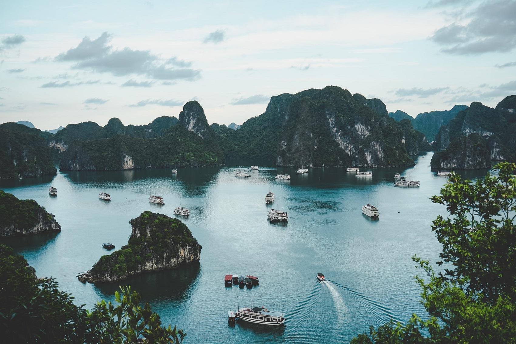 Wietnam w lutym