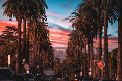 Wynajem samochodu w Los Angeles